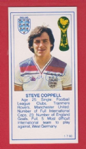 England Steve Coppell Manchester United
